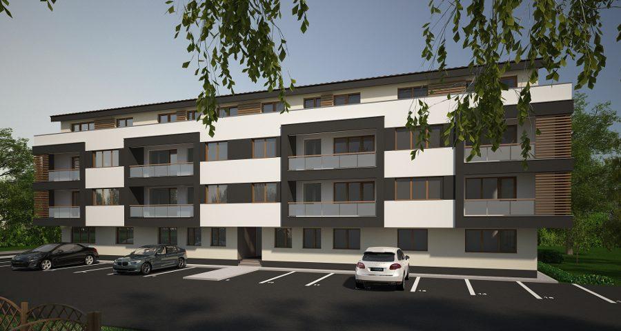 Apartamente noi sector 4