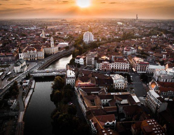orase Romania