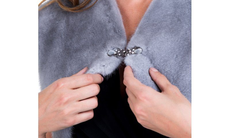 haine din blana naturala